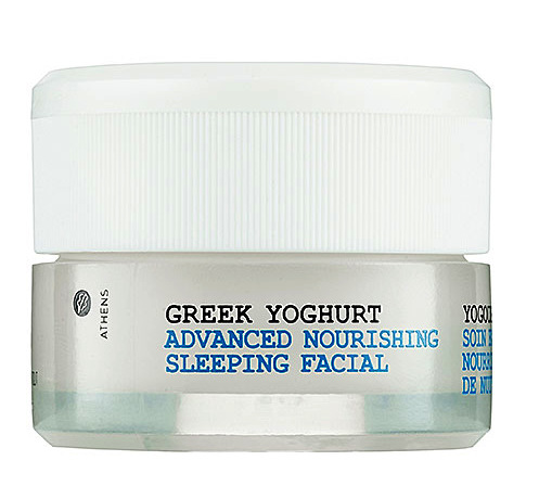 Korres advanced nourishing sleeping facial