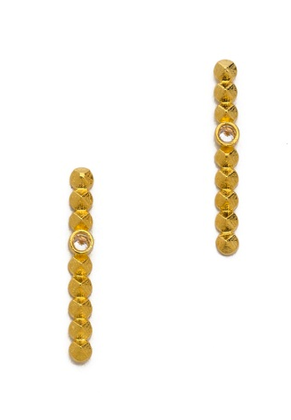 L'Agence earrings