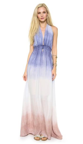 Love Shack Fancy maxi dress