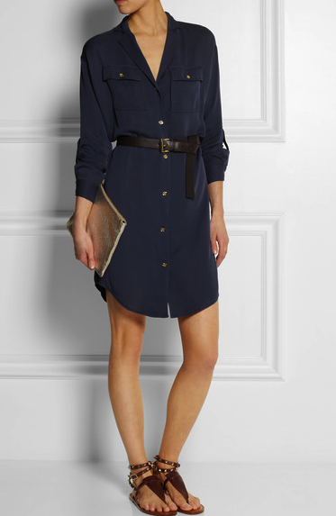 Michael Michael Kors shirtdress