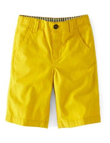 Mini Boden chino shorts