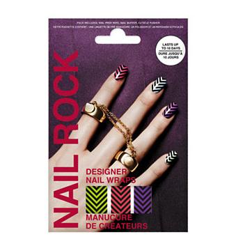 Nail Rock appliques