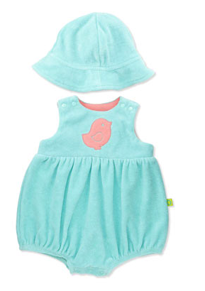Offspring shortall and hat