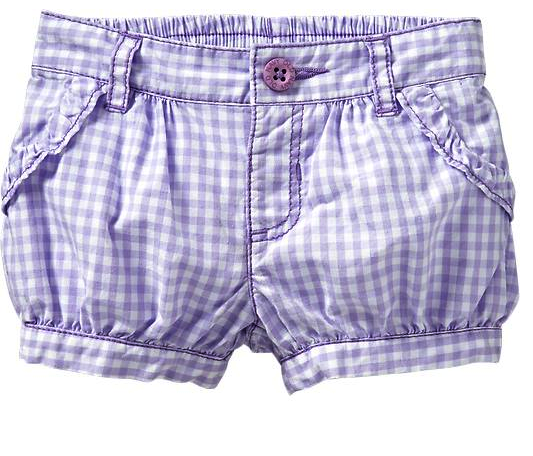Old Navy bubble shorts
