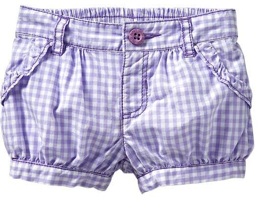 Old Navy bubble shorts