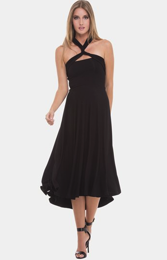 Olian convertable maternity dress