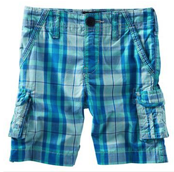 OshKosh B'gosh cargo shorts