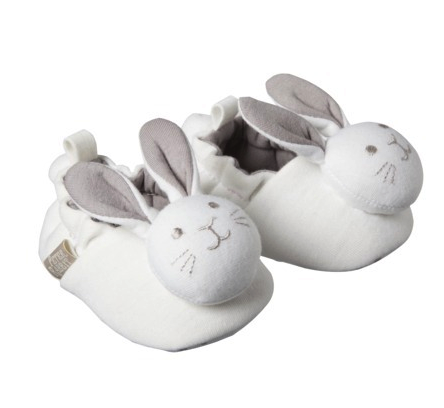 Peter Rabbit infant booties