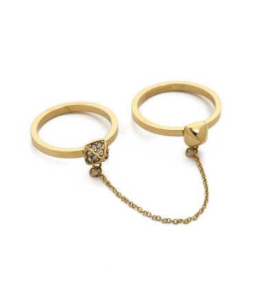 Rebecca Minkoff double ring