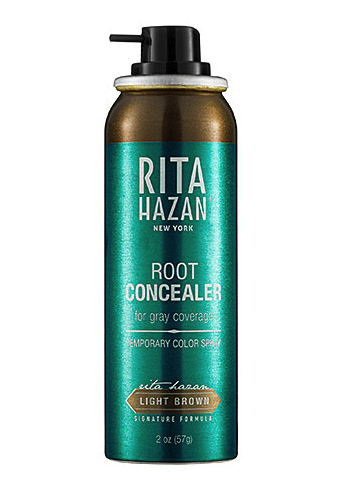 Rita Hazan root concealer for gray coverage