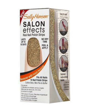Sally Hansen salon effects nail appliques