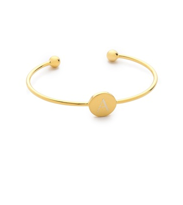 Sarah Chloe engraved bracelet