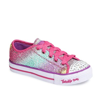 Sketchers sparkle light up sneakers