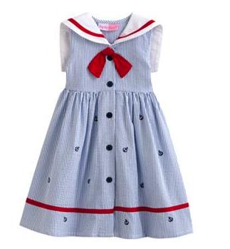 Sophie Rose seersucker dress