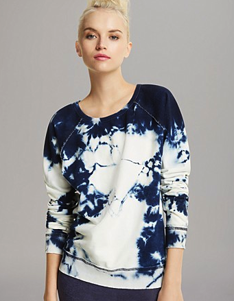 Textiles Elizabeth and James sweatshirt