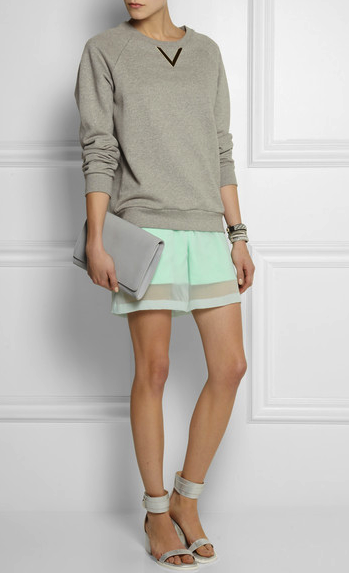 Theyskens Theory shorts