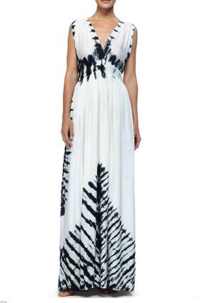 Vix maxi dress