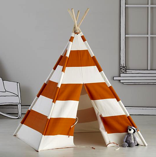 land of nod teepee