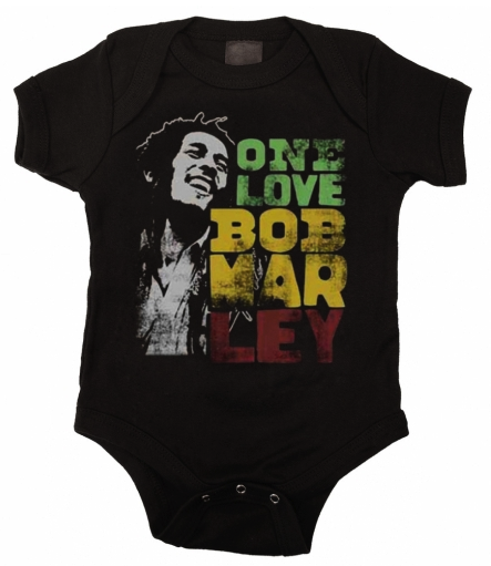 Bob Marley onesie