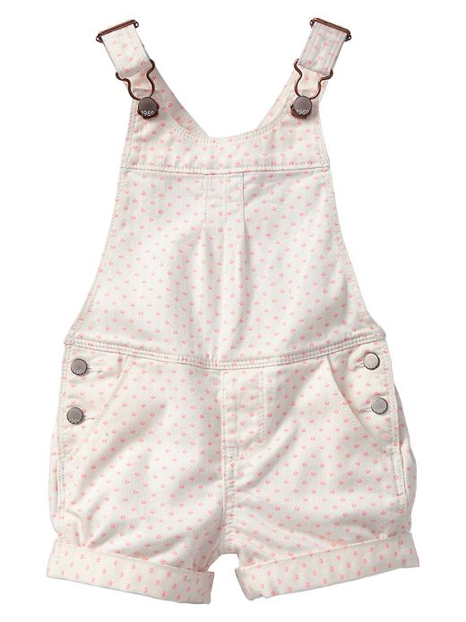 Gap shortalls