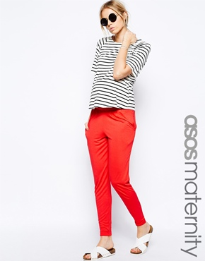Asos maternity pants