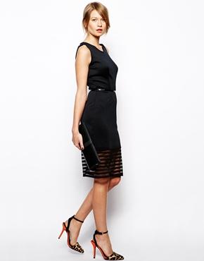 Love Scuba dress