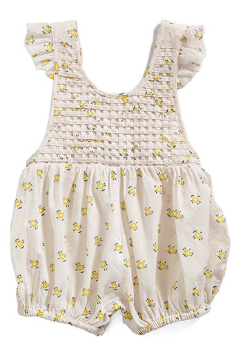 Stella McCartney Kids bubble romper