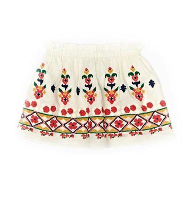 Peek baby skirt