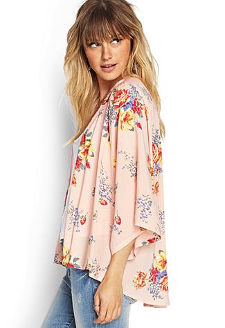 Forever 21 kimono cardigan