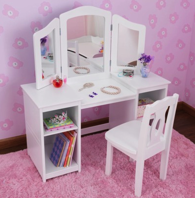 Kid Kraft vanity table