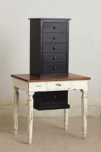 Anthropologie cabinet