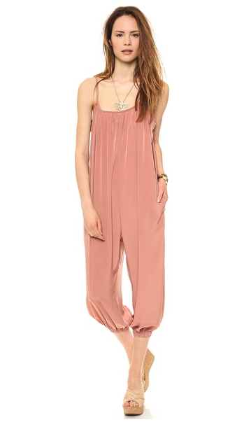 Hatch maternity jumpsuit