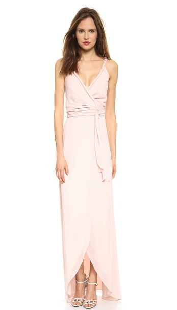 Joanna August wrap dress