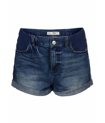 Topshop maternity shorts