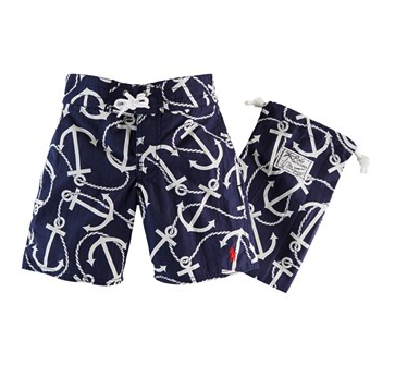 Ralph Lauren swim trunks
