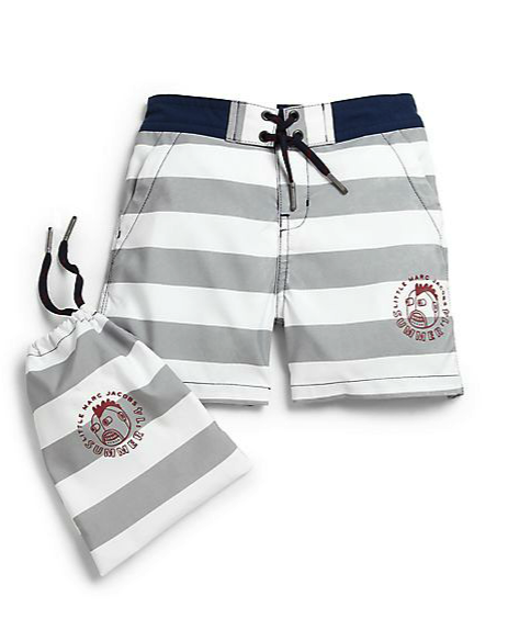 Little Marc Jacobs swim trunks