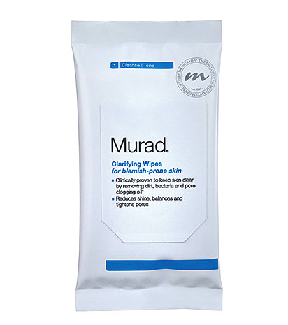 Murad clarifying wipes