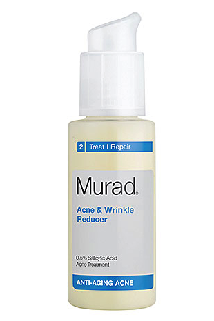 Murad acne and wrinkle reducer