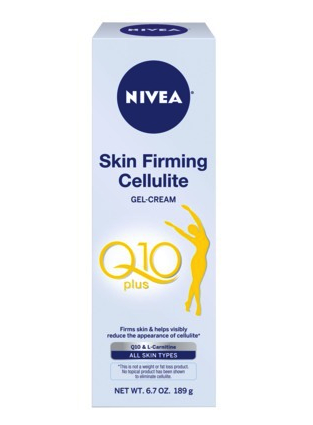 Nivea skin firming cellulite cream