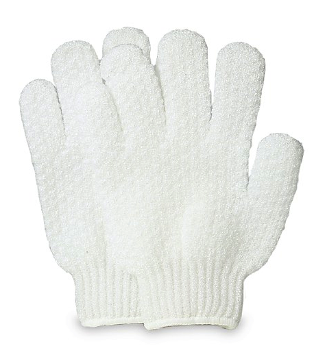 Earth Therapeutic exfoliating gloves
