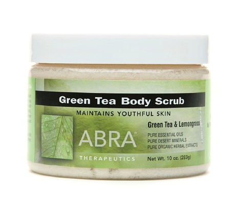 Abra body scrub