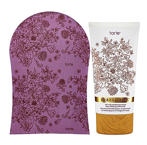 Tarte face and body self tanner