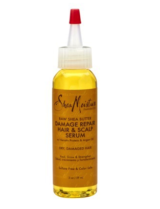 Shea Moisture damage repair serum