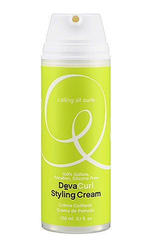Deva Curl styling cream