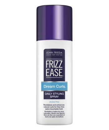 John Frieda curl defining spray