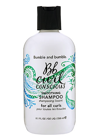 Bumble and Bumble curl conscious shampoo