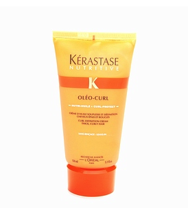 Kerastase curl defining cream
