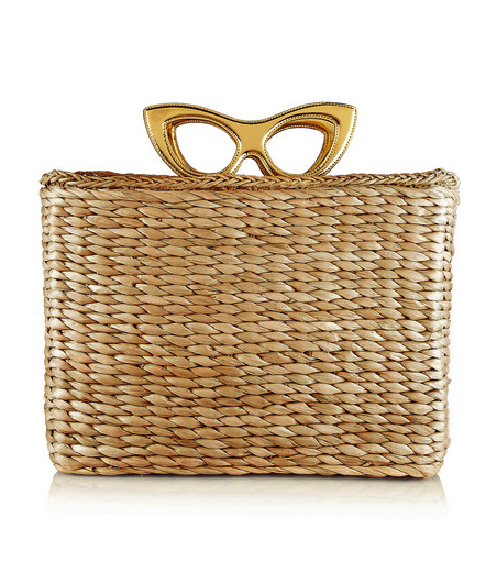 Charlotte Olympia tote