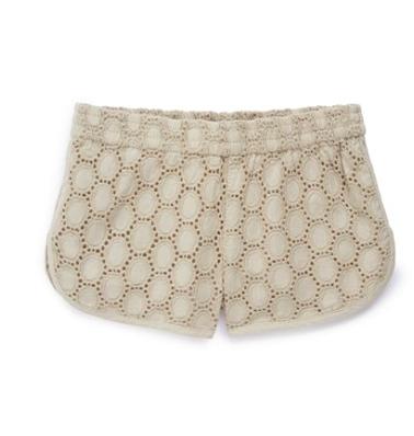 Peek shorts
