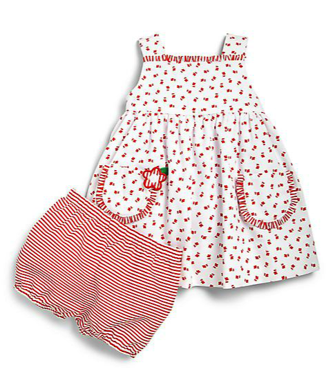 Florence Eiseman dress and tutu set
